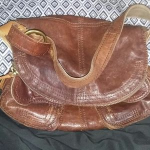 medium lucky brand handbag
